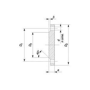 Вентилятор канальный круглый ВКК-250