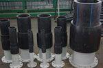 НСПС-Ф 225/219x6 (сталь ГОСТ 10705) ПЭ100 SDR11 цена за шт., купить в Москве